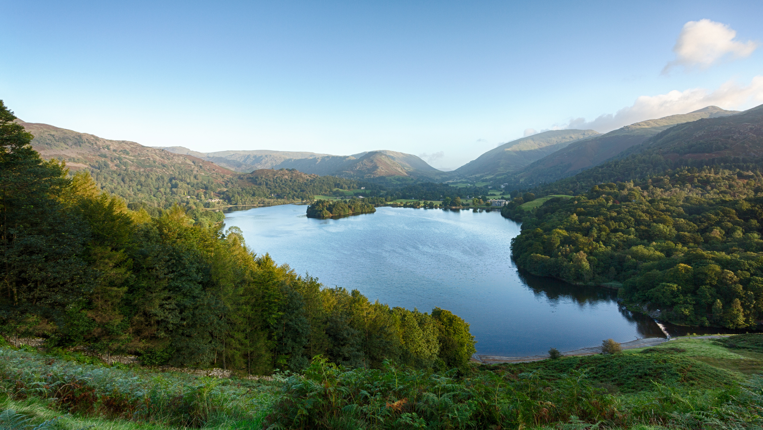 Lake District Day Tour By Train With Cream Tea